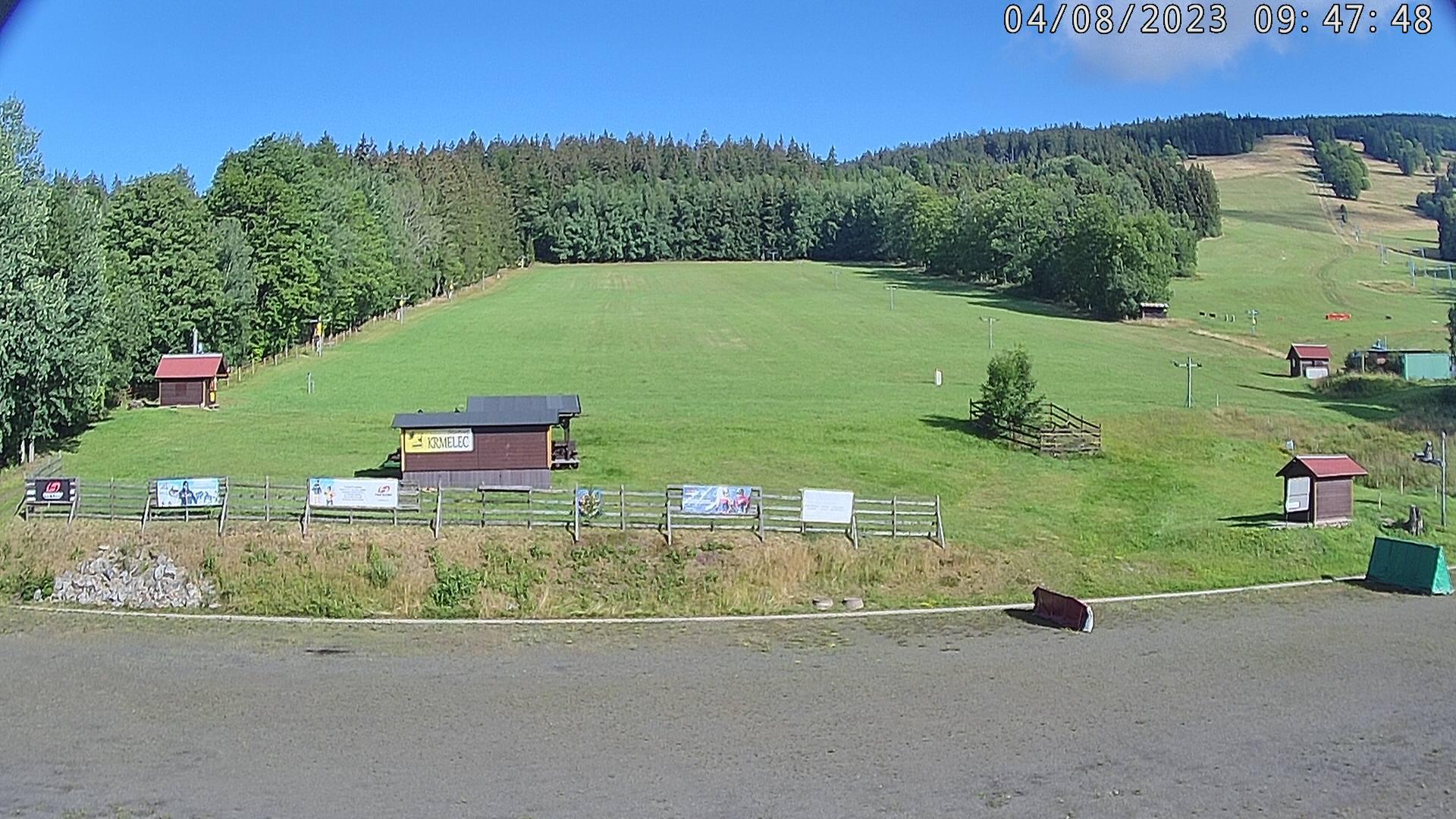Rokytnice had Jizerou webcam - ski area Studenov Parez